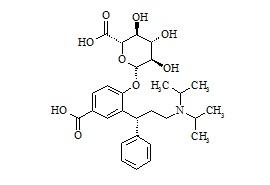 Carboxy Tolterodine Glucuronide