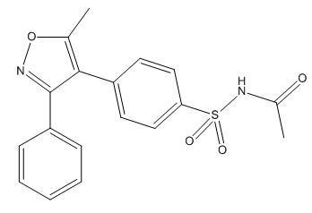 Valdecoxib Impurity  (3-Acetyl Sulfonamide)