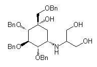 Tetrabenzyl-voglibose
