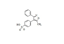 Valdecoxib Impurity D (Parecoxib Impurity 8)