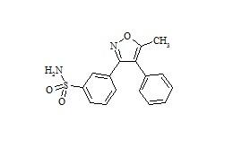 Valdecoxib 3'-Sulfonamide Impurity