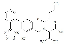 Valsartan Related Compound A HCl (ent-Valsartan HCl)