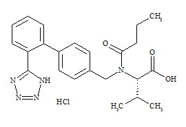 Valsartan Related Compound B HCl