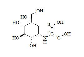 Voglibose-13C3
