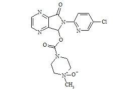 Zopiclone Impurity A (Zopiclone N-Oxide)