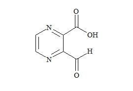 Zopiclone Impurity (3-Formyl-2-Pyrazinecarboxylic Acid)