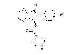 N-Desmethyl Eszopiclone HCl