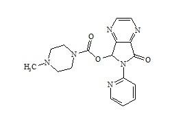 Zopiclone Deschloro Impurity