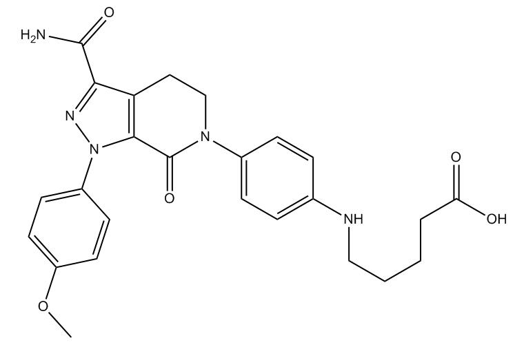 Apixaban Amino Acid Impurity