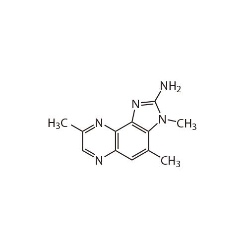 2-amino-3,4,8-trimethyl-3H-imidazole[4,5-F]quinoxaline