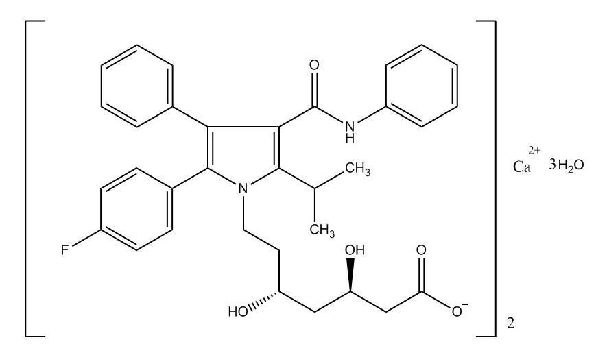 Atorvastatin Calcium Trihydrate