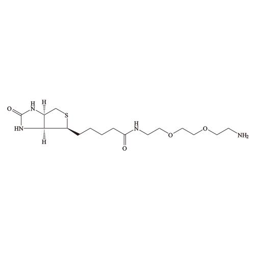 Biotin-PEG2-Amine
