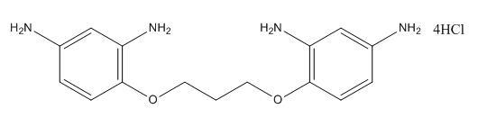 1,3-Bis(2,4-Diaminophenoxy)Propane 4HCl
