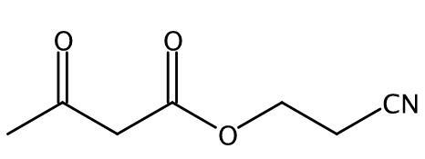 2-Cyanoethyl 3-Oxobutyrate