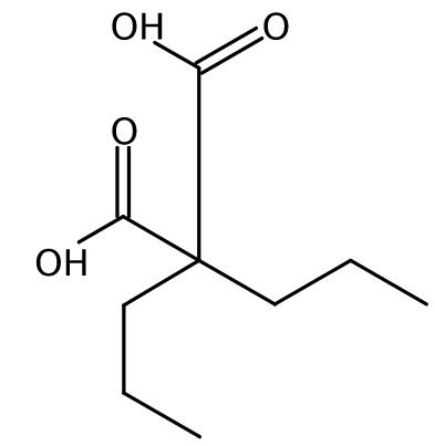 Dipropylmalonic Acid