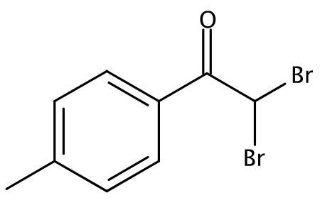 2,2-Dibromo-4'-methylacetophenone