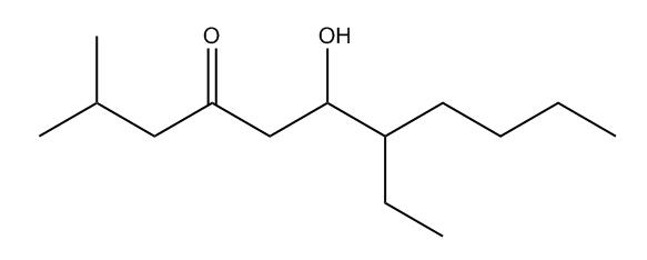7-Ethyl-6-hydroxy-2-methyl-4-undecanone