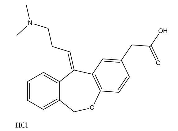 Olopatadine E-Isomer