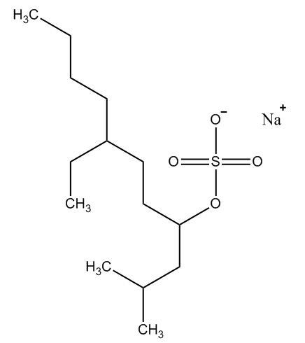 Sodium tetradecyl sulfate