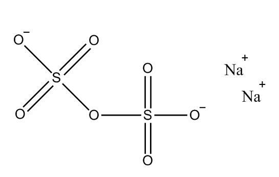 Sodium disulfate