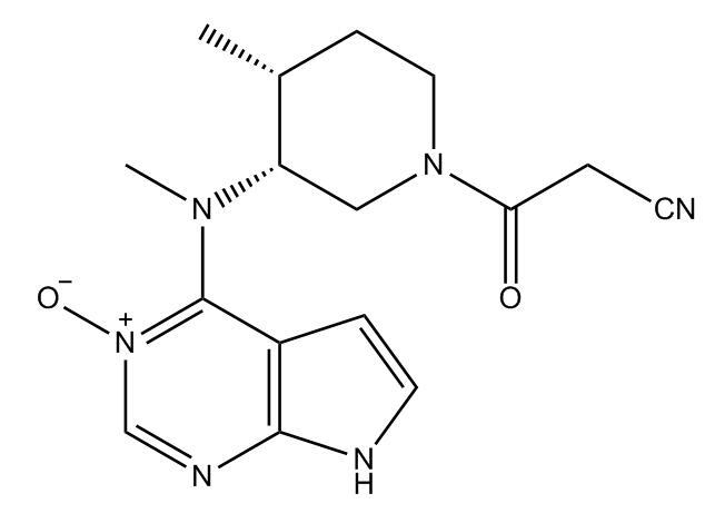 Tofacitinib N-Oxide Impurity 2